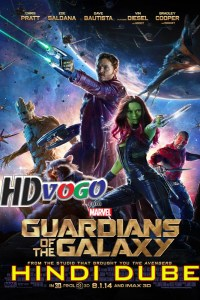 Guardians of The Galaxy 2014 in HD Hindi Full Movie