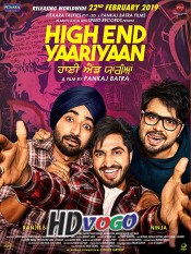 High End Yaariyaan 2019 in HD Punjabi Full Movie