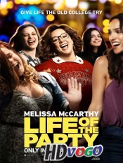 Life of the Party 2018 in HD English Full Movie