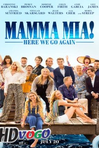 Mamma Mia Here We Go Again 2018 in HD English Full Movie