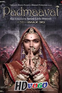 Padmaavat 2018 in HD Hindi Full Movie