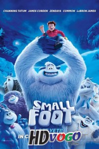 Smallfoot 2018 in HD English Full Movie