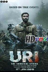 Uri The Surgical Strike 2019 in HD Hindi Full Movie