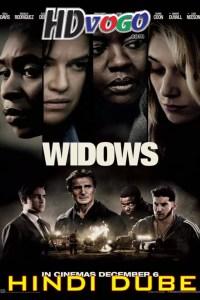 Widows 2018 in HD Hindi Dubbed Full Movie