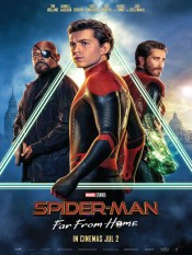 Spider Man Far from Home 2019 in HD English Full movie