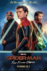 Spider Man Far from Home (2019) Watch Online Full Movie
