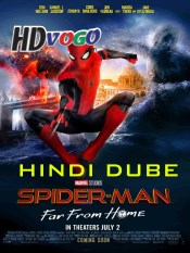 Spider Man Far from Home 2019 in HD Hindi Dubbed Full Movie