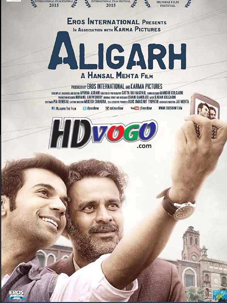 Aligarh 2015 in HD Hindi Full Movie - Watch Movies Online