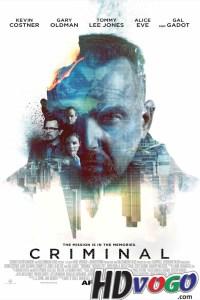 Criminal 2016 in HD English Full Movie
