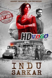 Indu Sarkar 2017 in HD Hindi Full Movie