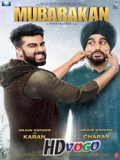 Mubarakan 2017 in HD Hindi Full Movie