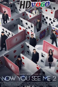 Now You See Me 2 2016 in HD English Full Movie