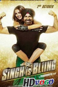 Singh is Bliing 2015 in HD Hindi Full Movie