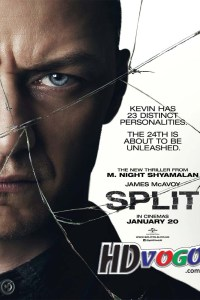 Split 2016 in HD English Full Movie
