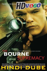 The Bourne Identity 2 2004 in HD Hindi Dubbed Full Movie