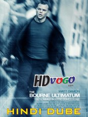 The Bourne Identity 3 2007 in HD Hindi Dubbed Full Movie