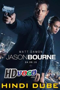 The Bourne Identity 5 2016 in HD Hindi Dubbed Full Movie