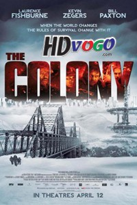 The Colony 2015 in HD English Full Movie