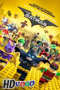 The Lego Batman Movie 2017 in HD English