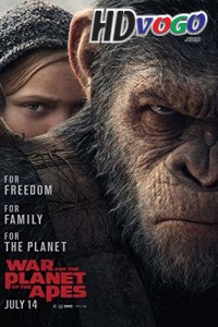 War for the Planet of the Apes 2017 in HD English Full Movie