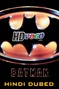 Batman 1989 in HD Hindi Dubbed Full Movie