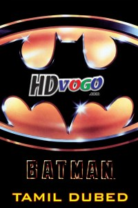 Batman 1989 in HD Tamil Dubbed Full Movie