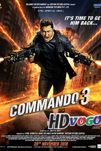 Commando 3 2019 Hindi Full Movie