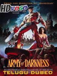 Evil Dead 3 1992 in HD Telugul Dubbed Full Movie Watch Online Free