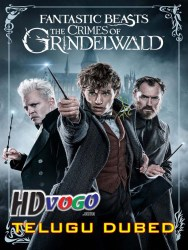 Fantastic Beasts The Crimes of Grindelwald 2018 Telugu Dubbed Full Movie Watch Online