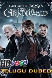 Fantastic Beasts The Crimes of Grindelwald 2018 in HD Telugu Dubbed