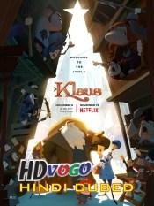 Klaus 2019 in HD Hindi Dubbed Full Movie