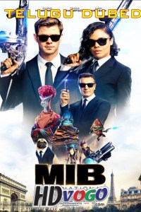 Men in Black 2019 in Telugu Dubbed Full Movie
