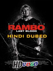 Rambo Last Blood 2019 in HD Hindi Dubbed Full Movie