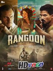 Rangoon 2017 in HD Hindi Full Movie