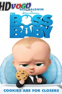The Boss Baby 2017 in HD English Full Movie