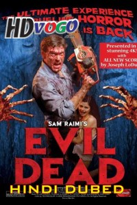 Evil Dead 1 1981 in HD Hindi Dubbed Full Movie