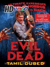Evil Dead 1 1981 in HD Tamil Dubbed Full Movie
