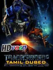 Transformers Revenge of the Fallen 2009 in HD Tamil Dubbed Full Movie
