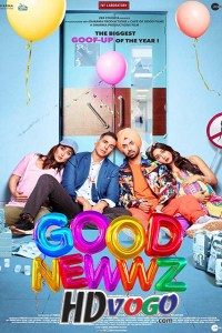 Good Newwz 2019 Hindi