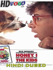 Honey I Shrunk the Kids 1989 in HD Hindi Dubbed Full Movie