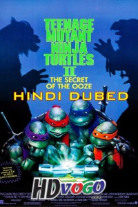 Teenage Mutant Ninja Turtles 2 1991 in HD Hindi Dubbed Full Movie