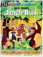 The Jungle Book 1967 in HD Telugu Dubbed Full Movie