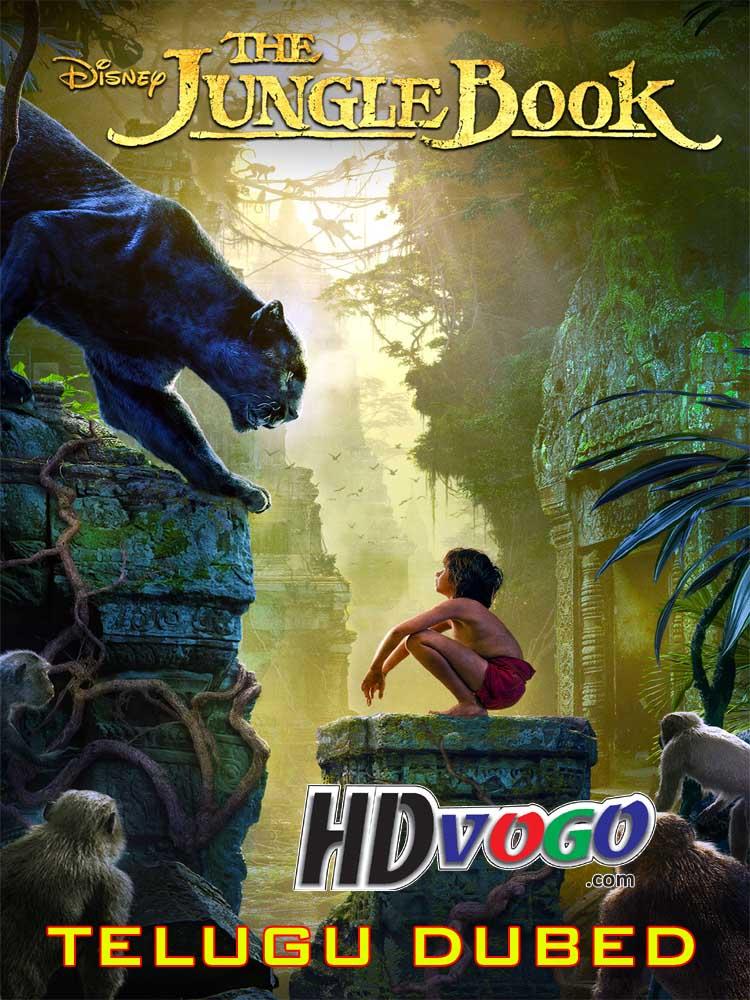 The Jungle Book 2016 in HD Telugu Dubbed Full Movie