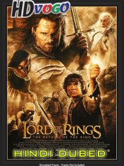 The Lord of the Rings 2003 in HD Hindi Dubbed Full Movie
