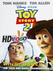 Toy Story 2 1999 in HD Hindi Dubbed Full Movie