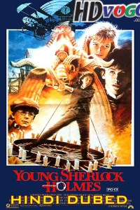 Young Sherlock Holmes 1985 in HD Hindi Full Movie