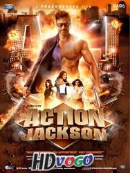 Action Jackson 2014 in HD Hindi Full Movie