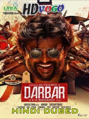 Darbar 2020 Hindi Dubbed Full Movie