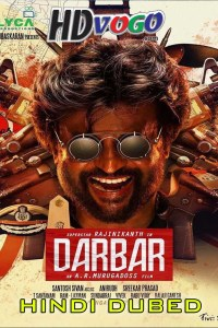 Darbar 2020 Hindi Dubbed