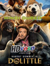 Dolittle 2019 in HD Hindi Dubbed Full Movie